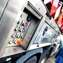 Furhpark - Bedienelement Saugwagen