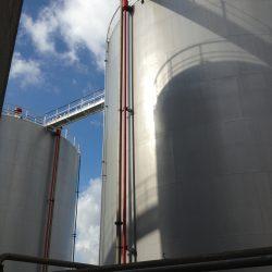 Tankanlage - Tanklager